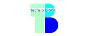 techno block logo
